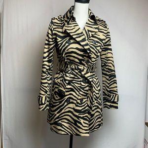 Ralph Lauren Tiger Trench Coat